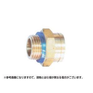 永田 異径金具 SW13.8オス×G1/4メス(継手・配管部品・ジョイント真鍮製) agriz