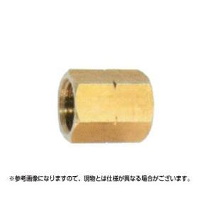 永田 異径ソケット金具 G1/4メス×G3/8メス(継手・配管部品・ジョイント真鍮製) agriz