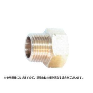 永田 異径金具 G1/2オス×G5/8メス(継手・配管部品・ジョイント真鍮製) agriz
