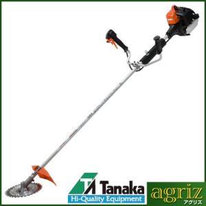 (日立工機タナカ) TCG24ECMP(S) 草刈機 刈払機 (23ccクラス) (両手ハンドル) (訳あり特価品)|agriz