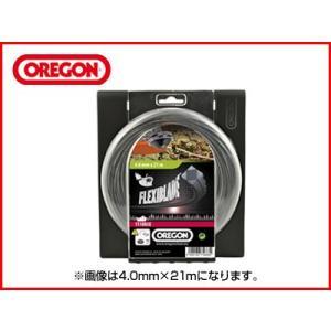 オレゴン ナイロンコード フレキシブレード ドーナツタイプ 2.5mm×53m agriz