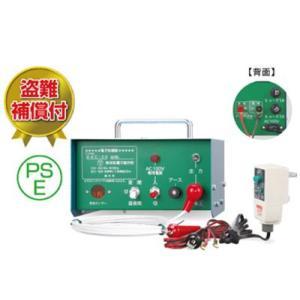 末松電子 電気柵・電柵 本体 DAC-20 屋内用(AC100V)(最大出力:8500V)(バッテリーも使える兼用タイプ) agriz