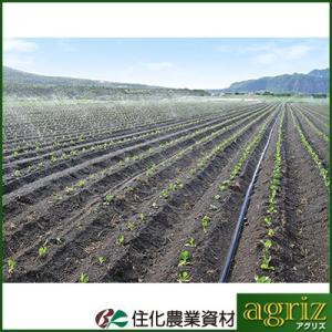 住化農業資材 スミサンスイ R露地ワイド 100m巻  ~10m 潅水チューブ 灌水チューブ|agriz