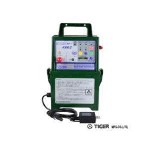 タイガー アニマルキラー 電気柵 本器 4300DC2-AD(屋内型)(ACアダプタータイプ) 電気さく 電柵 電気牧柵 (代引不可商品)|agriz