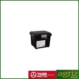 タイガー 電気柵・電柵 資材 バッテリーボックス2 ST スタンダード TAK-BAS2 アニマルキラー 害獣 防獣|agriz