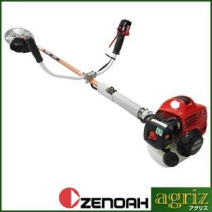 (ゼノア) BCZ265W-DC 草刈機 刈払機 (両手ハンドル) (26ccクラス)|agriz