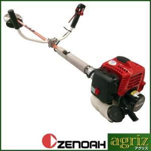 【ゼノア】 BCZ315W 草刈機 刈払機 【両手ハンドル】【30ccクラス以上】 【New 5series】|agriz