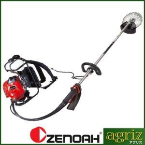(ゼノア) BK3420FL 背負式草刈機 刈払機 (ループハンドル) (30ccクラス以上)|agriz