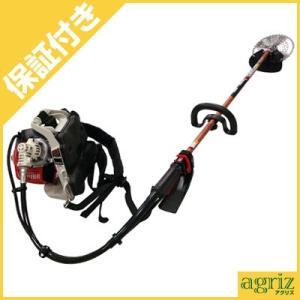 (プレミア保証プラス付) ゼノア BKZ315L 背負式 草刈機・刈払機 (ループハンドル)(30ccクラス以上)(New 5series)|agriz
