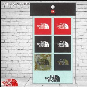 THE NORTH FACE(ザ ノースフェイス) TNF LOGO STICKERロゴステッカー