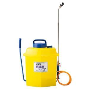 除草剤専用散布機 みのる草退治桃太郎ジュニア(FT-125) タンク容量12リットル|aguila