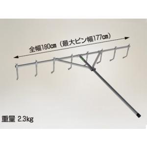ハラックス 線引くん  LH-1800 アルミ製 ライン引き|aguila