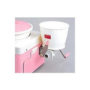 餅切り機アタッチ型まるちゃん HC-233a・つきたてのお餅をお好みの大きさにらくらくカット|aguila