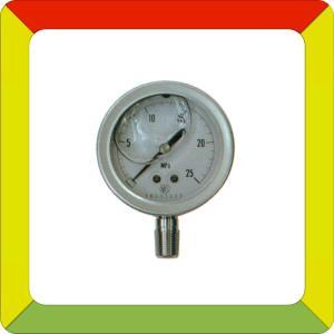 永田製作所 φ60×16MPaグリセリン入圧力計(オールステンレス製)(R1/4)|aguila