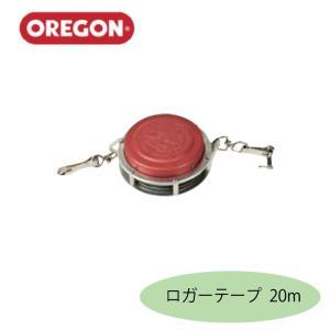 オレゴン OREGON ロガーテープ 20m 林業用巻尺|aguila