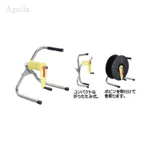 末松電子製作所 らく巻くん ゲッターコード、アルミ線の巻取器|aguila