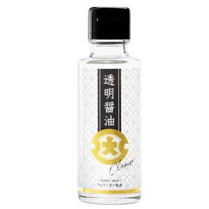 フンドーダイ五葉 透明醤油 100ml 瓶 ×1本