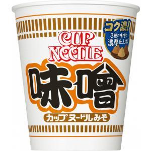 日清食品 カップヌードル 味噌 ×20食入
