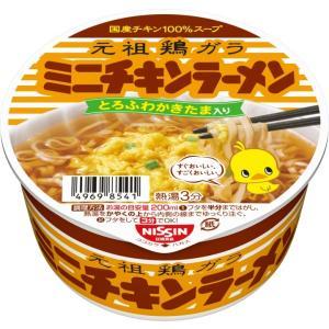 日清食品 チキンラーメンどんぶりミニ  ×12食入