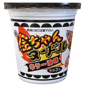 徳島製粉 金ちゃんヌードル辛ラー油味 ×12食入