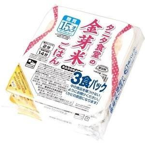 「丸の内タニタ食堂」でも使われている「金芽米」をご家庭でお手軽に金芽米は、「サイカ式精米法」により玄...