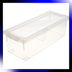 ディスク収納ボックス 幅17.5×奥行45×高さ15cm CDいれと庫 ク|ah-store