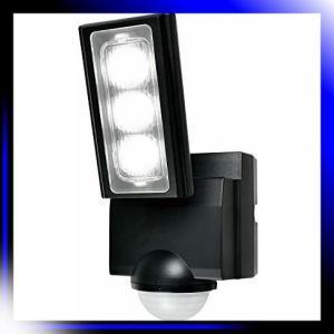 電池式/1灯 エルパ 乾電池式 センサーライト 1灯 省エネ 安心の