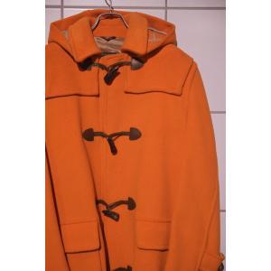 GRENFELL グレンフェル SHERRINGHAM Duffle Coat ダッフルコート ウール100% フード取り外し|ah1982