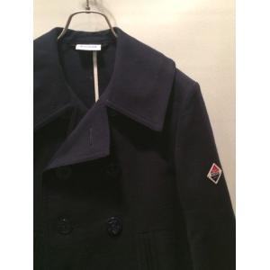 MAISON & VOYAGE メゾンボヤージュ MOLESKIN Pcoat モールスキン Pコート |ah1982