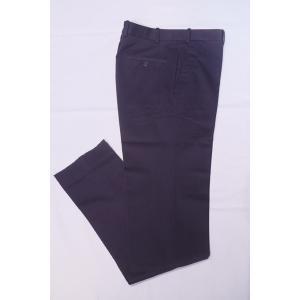 BERNARD ZINS ベルナールザンス BZV3 61484・049 /Trousers チノコットン ノープリーツパンツ|ah1982