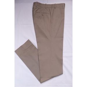 BERNARD ZINS ベルナールザンス BZV3 61484・029 /Trousers チノコットン ノープリーツパンツ|ah1982