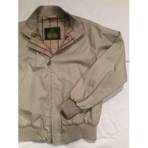 GRENFELL グレンフェル BOMBER JACKET ボンバージャケット ブルゾン (Deadstock)|ah1982