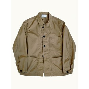 cantate (カンタータ) 18SSCA094 Coverall Jacket BEIGE ah1982
