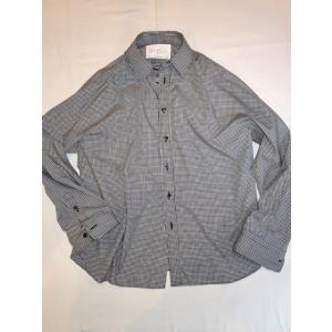 Dessin de Mode デッサン ド モード OVER SIZE SHIRT オーバーサイズシャツ GINGHAM|ah1982