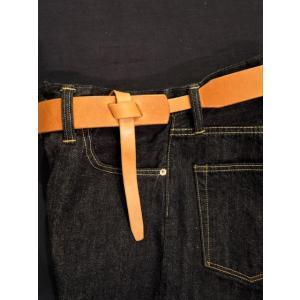 cantate (カンタータ) 18SSCA099 Ribbon Knot Belt リボンノットベルト ah1982