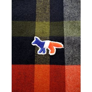 MAISON KITSUNE メゾンキツネ TARTAN CLASSIC BD SHIRT タータンチェックBDシャツ ah1982 04