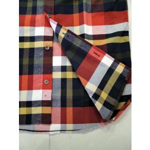 MAISON KITSUNE メゾンキツネ TARTAN CLASSIC BD SHIRT タータンチェックBDシャツ ah1982 06