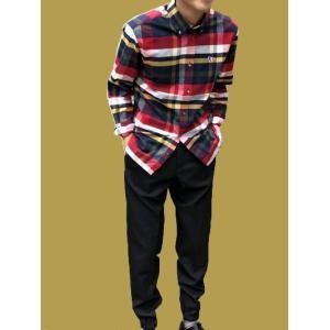 MAISON KITSUNE メゾンキツネ TARTAN CLASSIC BD SHIRT タータンチェックBDシャツ|ah1982|10
