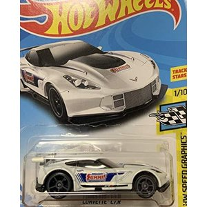 HOT WHEELS ホットウィール corvette c7.R コルベット ホワイト #27