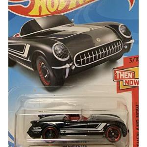 HOT WHEELS ホットウィール '55 corvette コルベット ブラック #45