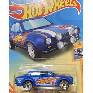 HOT WHEELS ホットウィール '70 ford escort RS1600 フォード エスコ...