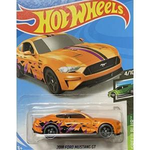 HOT WHEELS ホットウィール 2018 ford mustang GT フォード マスタング...