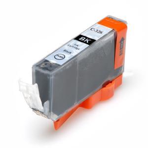 キャノン PIXUS 互換 インク カートリッジ BCI-326BK ブラック Canon 互換インク 送料無料 ahhzee