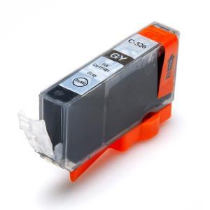 キャノン PIXUS 互換 インク カートリッジ BCI-326GY グレー Canon 互換インク 送料無料 ahhzee