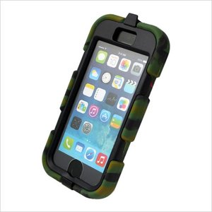 iPhoneSE iPhone5 iPhone5s ケース サバイバル タフネス スマホケース ahhzee