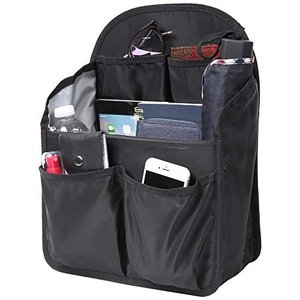 バッグインバッグ リュック タテ型 A4 自立 軽量 レディース メンズ bag in bag ナイ...