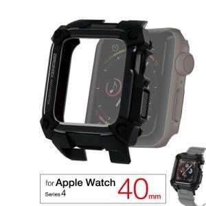 ★対象:Apple Watch Series 4 [40mm] ★梱包内容:ケース本体×1 ★メーカ...