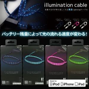 Mfi認証 iPhone6s/6 iPhone iPad iPod USB 充電 通信 ケーブル 最大出力2.4A ブラック ホワイト グリーン ブルー CK-L03|ai-en