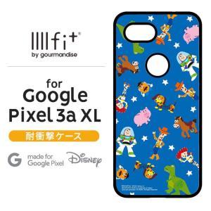 トイ・ストーリー Google Pixel 3a XL 耐衝撃ケース IIIIfi+ ストラップホー...