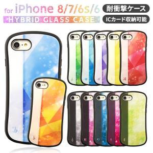 アイドリッシュセブン iPhone8/7 iPhone6s/6 耐衝撃ケース ストラップホール 背面...
